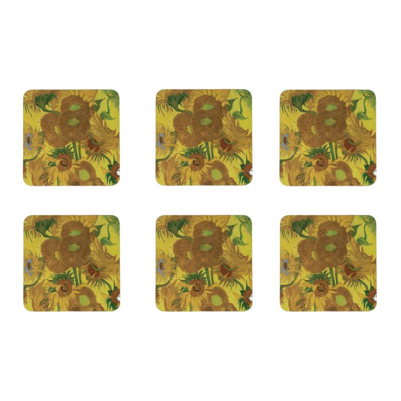 Onderzetters van Gogh 1