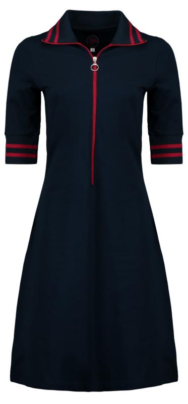 Tante Betsy Dress Sports Navy