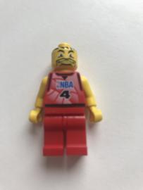 Lego figuur NBA  4