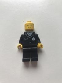 Lego figuur cop agent