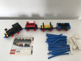 171 Complete treinset without motor