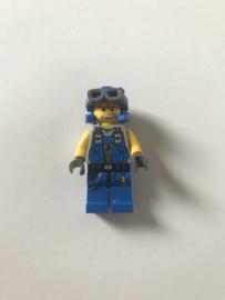 Lego figuur Power Miner Rex