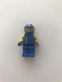 Lego figuur city race