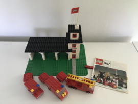 357 Fire station