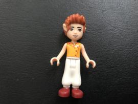 Lego figuur Johnny Baker