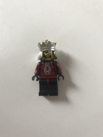 Lego figuur Chess King