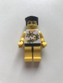 Lego figuur Xtreme stunts snap lockitt