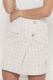 Skirt Emmely off-white