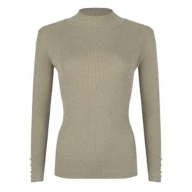 Sweater rib green