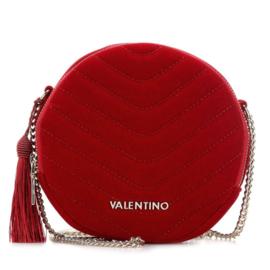 Tasje rood/goud velours VALENTINO