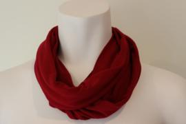 Signature sjaal rood
