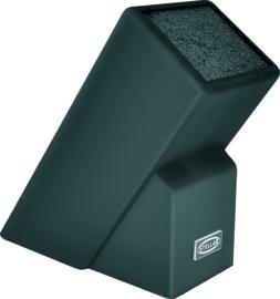 Messenblok zwart fiber leeg Stellar