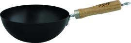 Mini wok Swift 20 cm anti-aanbak met houten steel