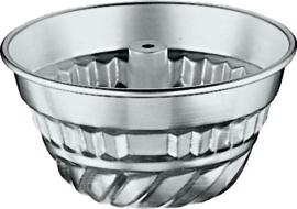 Puddingvorm Gugelhopf aluminium 18 cm