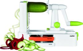Groente en fruitsnijder Helix met 3 messen