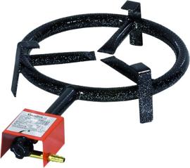 Paella-industriebrander 20 cm
