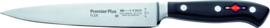 Dick Premier Plus fileermes 18 cm flexibel gesmeed r.v.s. kunststof greep