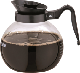 Koffiekan glas 1,8 liter