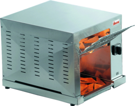 Sirman Conveyor toaster Breakfast 2250 W.