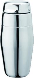 Cocktailshaker r.v.s. 0,5 liter glans