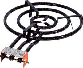Paella-industriebrander 60 cm voor paella pan 80 cm