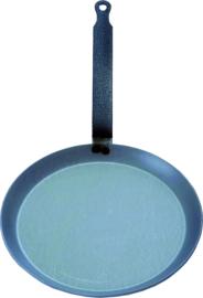 Crepes pan plaatstaal 18 cm