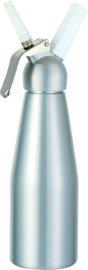 Mosa slagroomapparaat aluminium 1 liter