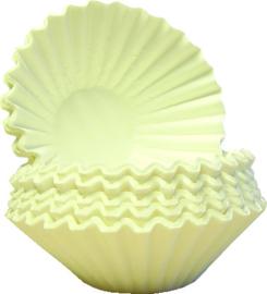 Korffilters 9/25 cm 1000 st. wit (milieuvriendelijk)