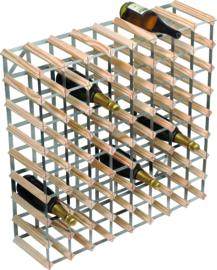 Wijnrek Lion voor 72 flessen (aanbouwsysyeem)