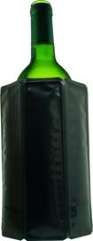 Vacuvin wijnkoeler Rapid Ice zwart