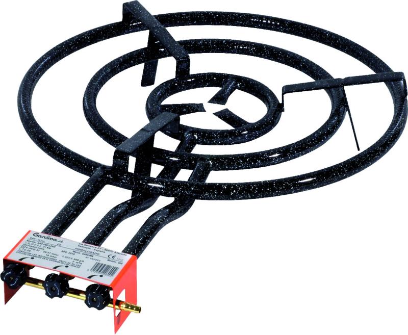 Paella / Industriebrander 60 cm