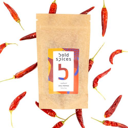 Sicilaanse rode chilis