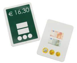 Euro verdeler, met decimalen
