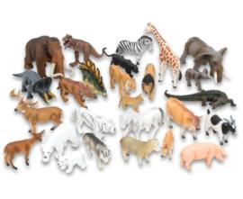 Mega dierenset, 26-delig