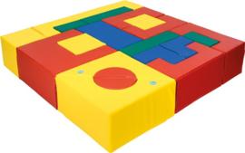 Softplay bouwstenen set A 21-delig