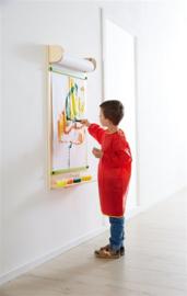 Schildersbord wandmodel