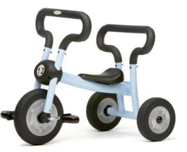 Pilot bleu walker 1 seat driewieler