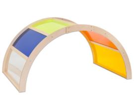 # EduCasa regenboog met acrylglas