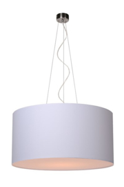 Hanglamp Coral Ø 40 cm wit