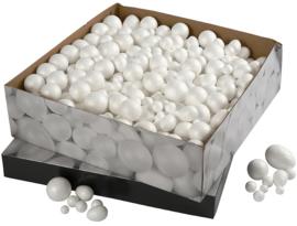 Bollen en eieren bulkpakket  500 st. ass.