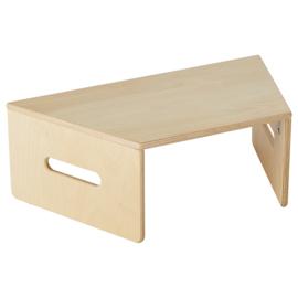 Flexibele tafel / stoel