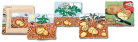 Lagenpuzzel, aardappel 30-delig