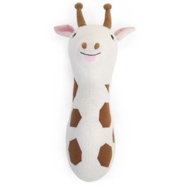 Vilten wanddecoratie Giraf