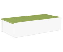 # Podiumdeel rechthoek 75 x 150 cm, hoogte 36 cm