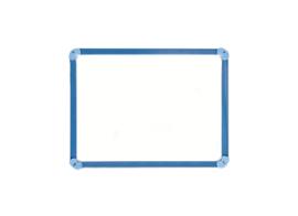 Magneetbord wit, 30 x 21 cm