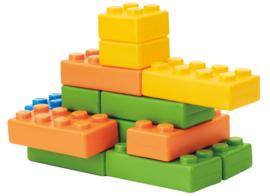 Blokken Brikkies, 45-delig