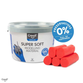 Creall supersoft 1750 gr., per kleur