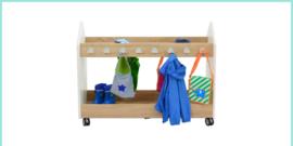 EduCasa garderobe