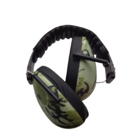 Gehoorbescherming camouflage (koptelefoon)