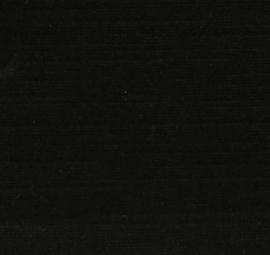 Dik engels karton 300 gr.  50 x 70 cm 100 vel zwart